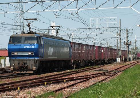 2010,4.25 清洲貨物2