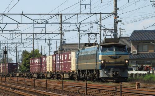 2010,4,25 EF-66-27清洲