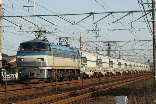 2010,4,25 EF66-109清洲