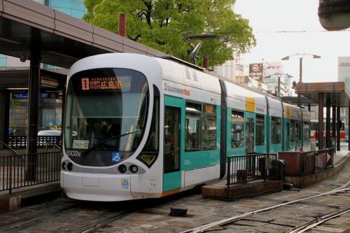 広島市電 8-1
