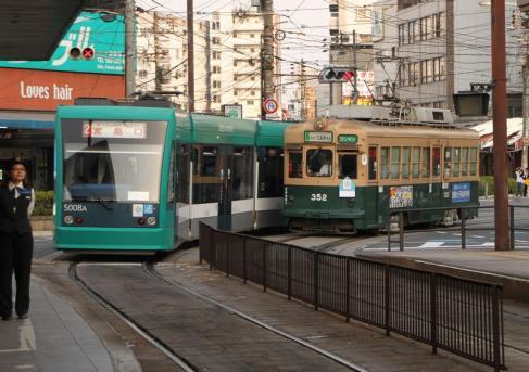 広島市電 8-4