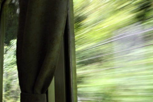 肥薩線車窓 6