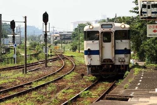 青島駅から2