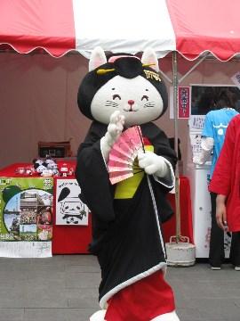 上野キャラクター
