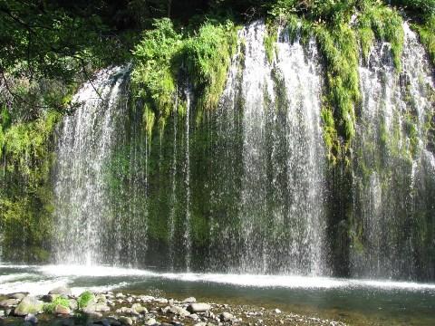 モスブレーの滝1