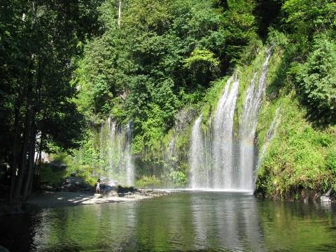 モスブレーの滝2