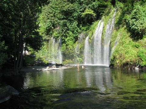 モスブレーの滝