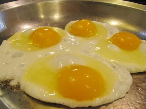こんもり卵