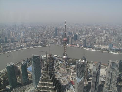上海へゆく