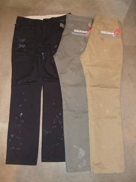 MDY CHINO PANTS USD