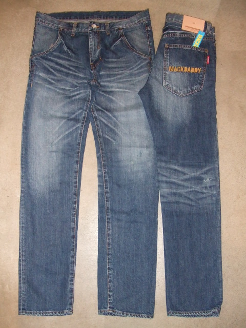 MDY SLIM JIM DENIM 2010