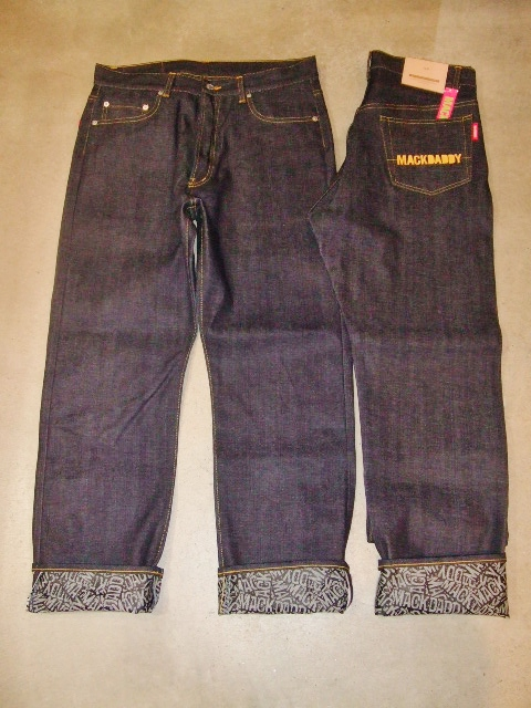 MDY 6225 MDY DENIM PANTS