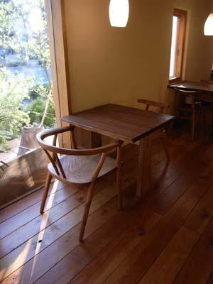 二人テーブル2