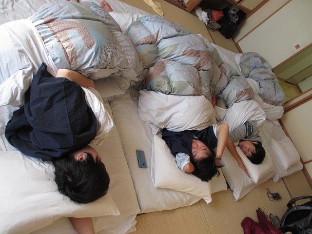 寝顔シリーズ3