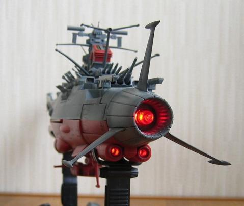 ポピニカ魂 BPX-01 宇宙戦艦ヤマト(松本零士監修)