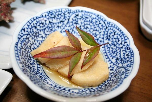長芋麺つゆ漬け