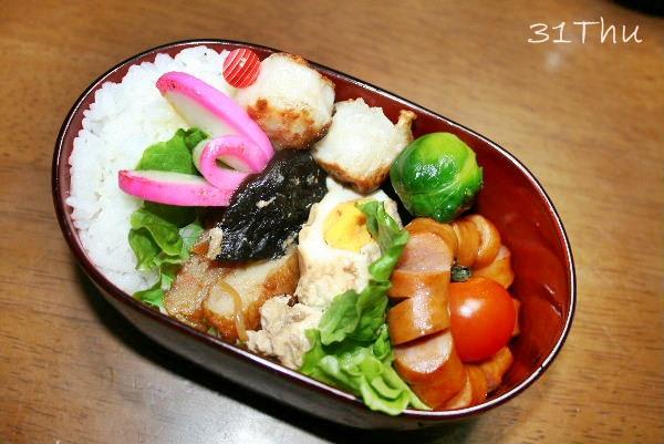 31木お弁当