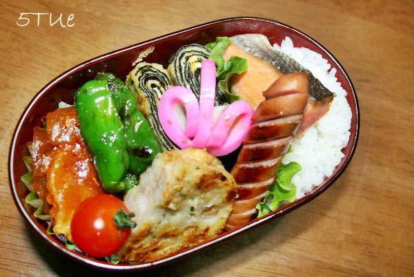 5木お弁当