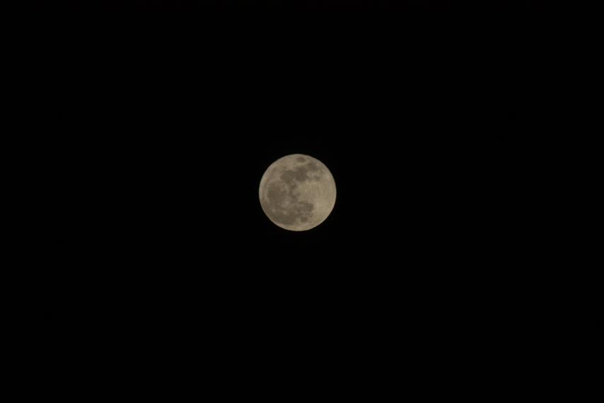 1月30日の満月
