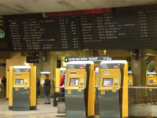 Gare Montparnasse001