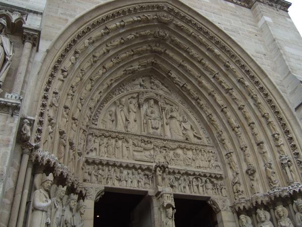 Cathédrale Notre-Dame de Paris002