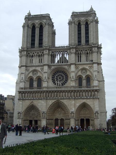 Cathédrale Notre-Dame de Paris001