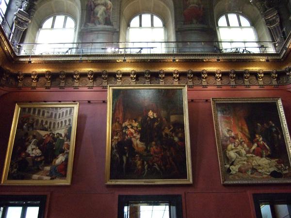 Musée du Louvre008
