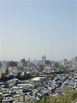 宝泉寺からの眺め