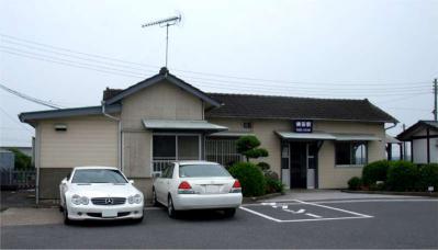 久留里線横田駅1