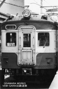 富士1976クモハ51
