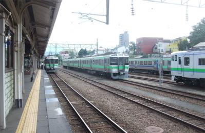 201109小樽駅3