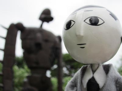 サイトウさんとロボット兵