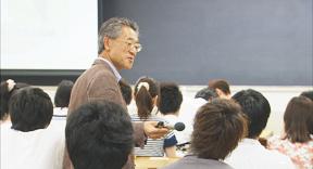 小笠原泰教授