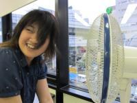 扇風機ガール1