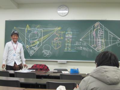 キャラクターを描こう講座