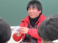 畑山先生にっこり1