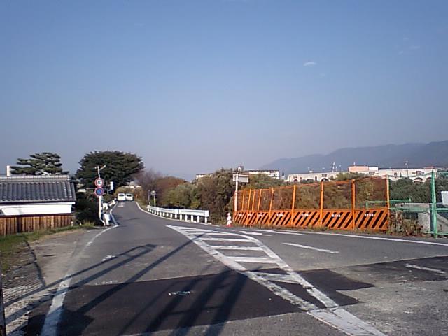 隠元橋北側2