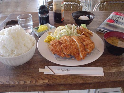 サーファー盛りチキンカツセット外房レストラン花蓮012
