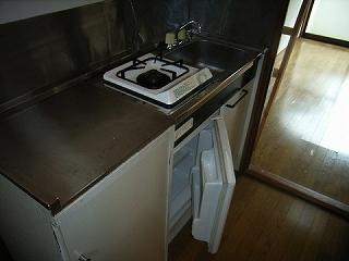フレイグラント205キッチン