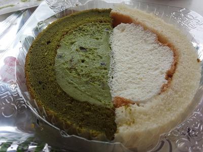 プレミアムロールケーキ ハーフハーフ (6)