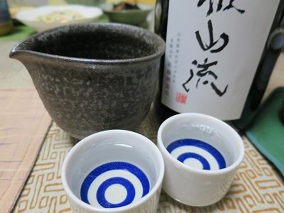 裏雅山流 芳香 本醸造無濾過生詰 (6)