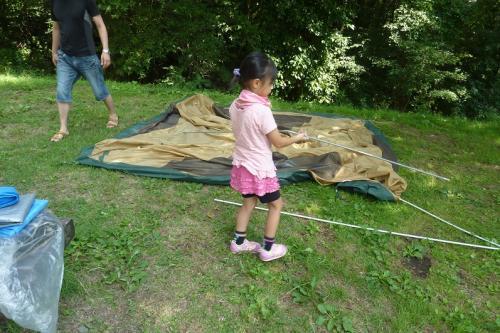 椿が鼻キャンプ (4)