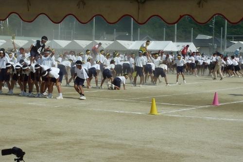 中学運動会 (4)