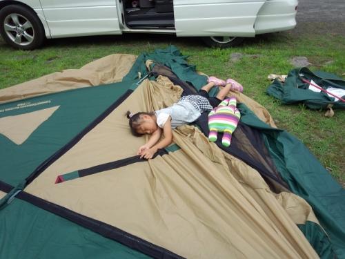 竜門キャンプ (2)