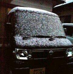 kawasaki 雪