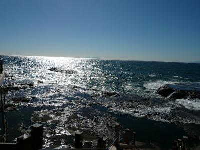 江ノ島の海より