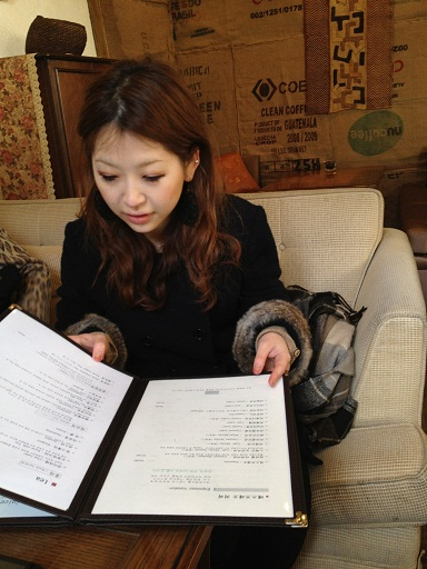 韓国カフェ11