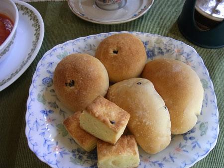 パッション酵母パン