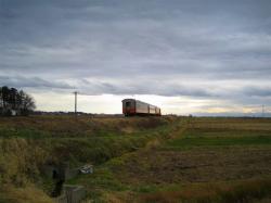 2009ストーブ1番列車のぼり (7)