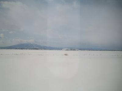 10.0214岩木山(飯詰より)